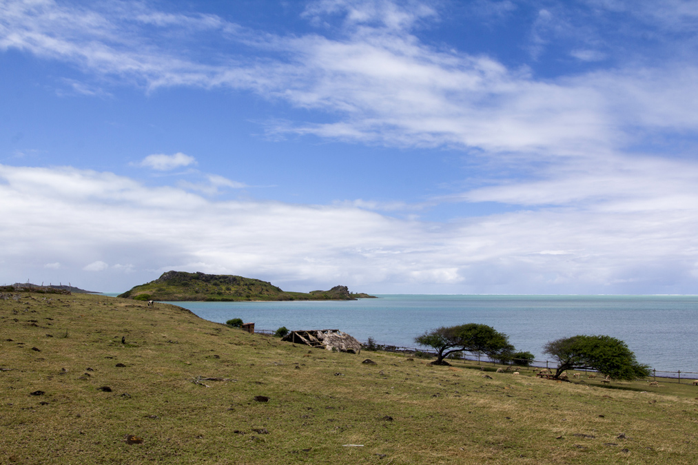 Pointe Mapou à Rodrigues