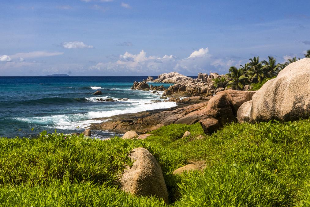 Randonnée Anse Marron (La Digue) aux Seychelles