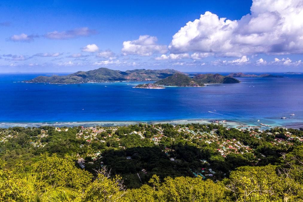 Randonnée du Nid d'Aigle aux Seychelles