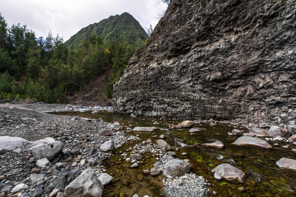 Rivière du Mât à la Réunion