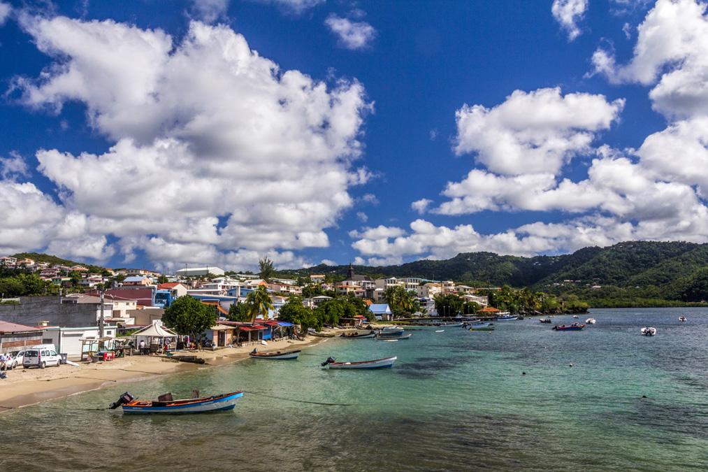 Sainte-Luce en Martinique