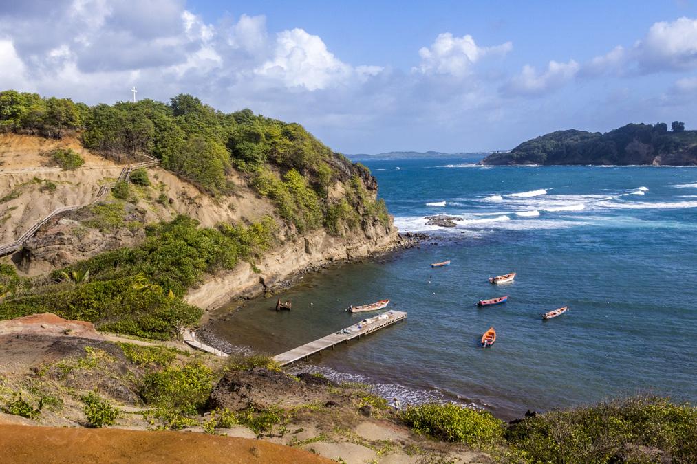 L'îlet Sainte Marie en Martinique