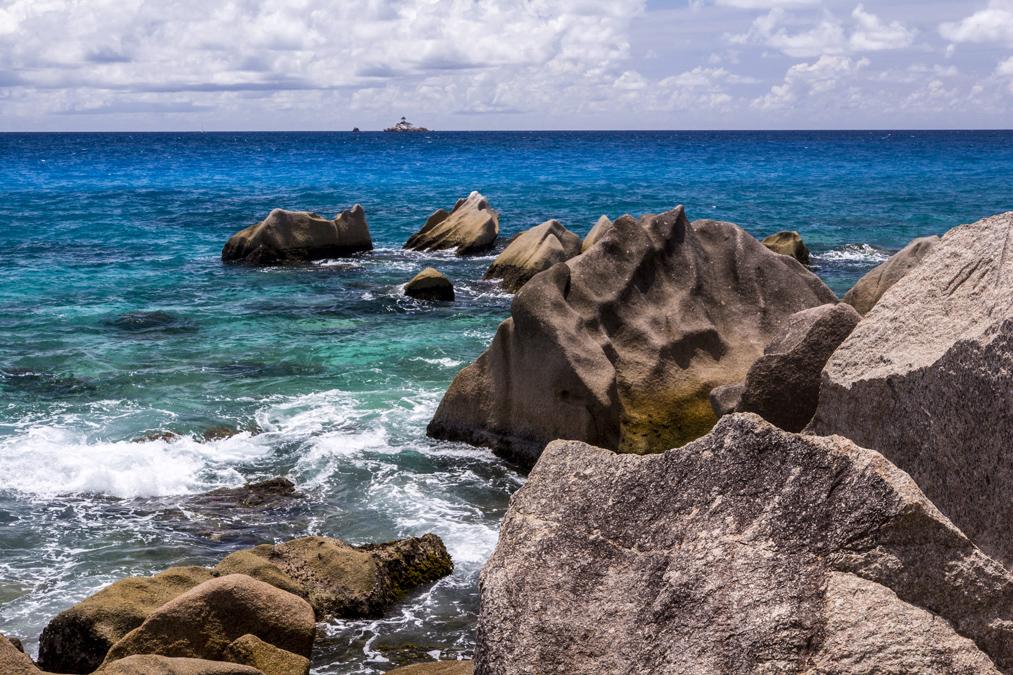 Anse Sévère (La Digues) aux Seychelles