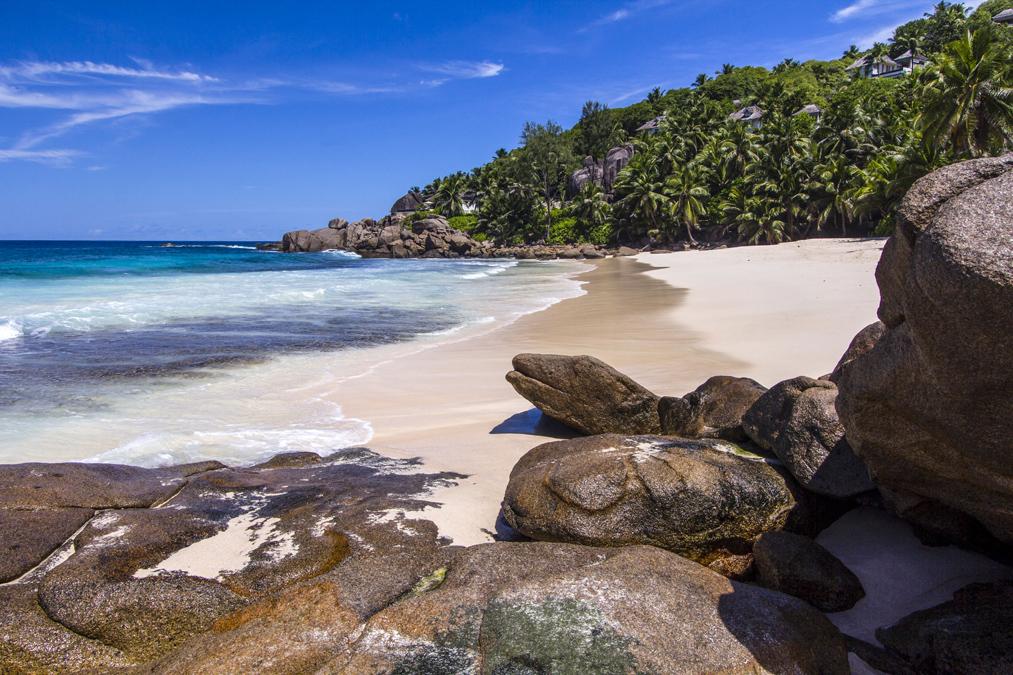 Anse Intendance (Mahé) aux Seychelles