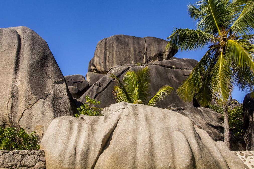 Anse Source d'Argent (La Digue) aux Seychelles