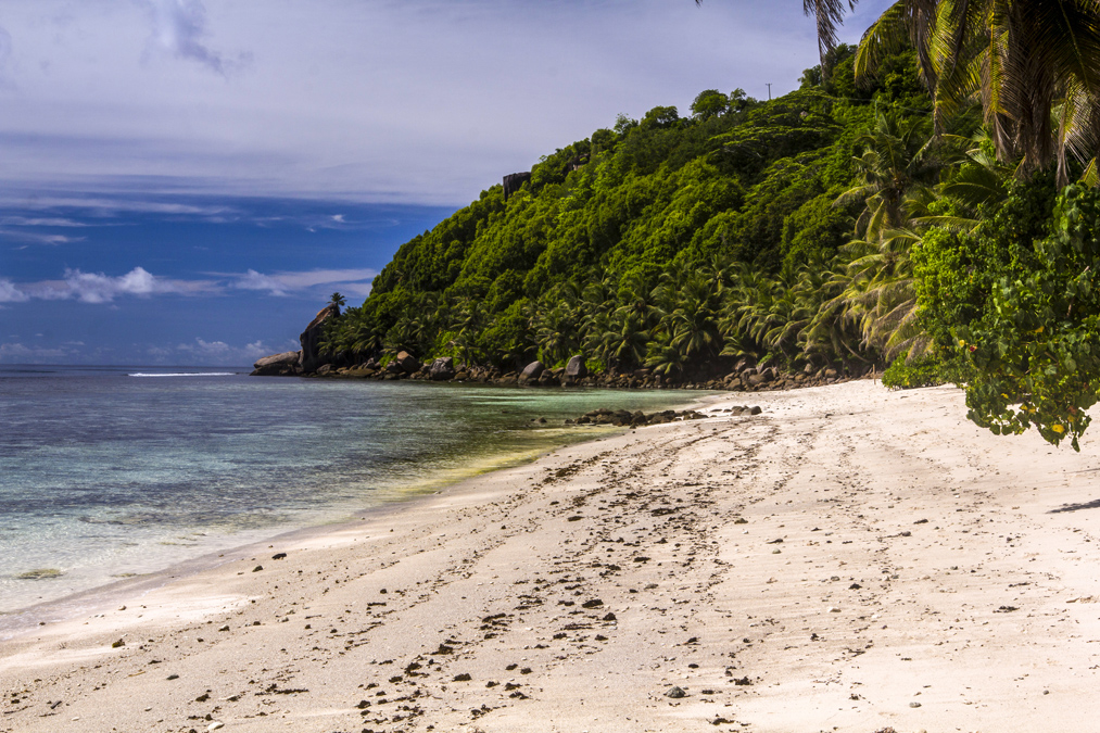 Anse Forbans (Mahé) aux Seychelles