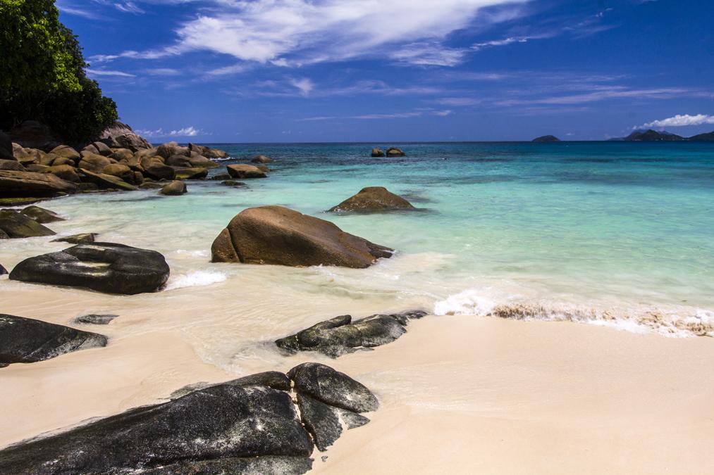 Anse Soleil (Mahé) aux Seychelles