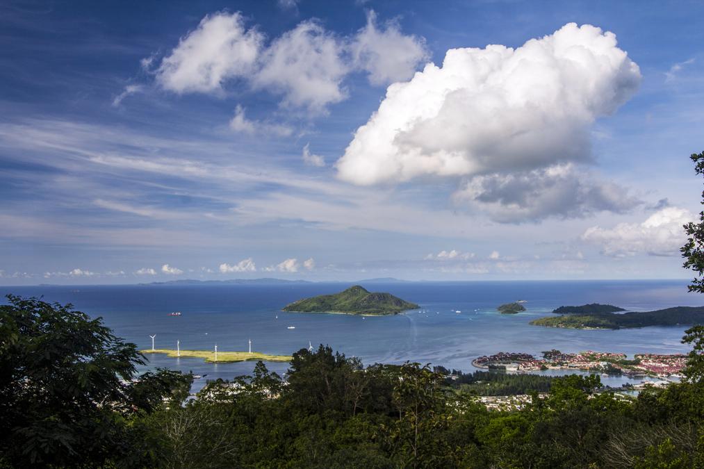 Victoria (Mahé) aux Seychelles