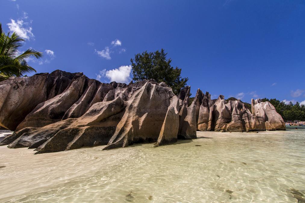 Île de Curieuse aux Seychelles