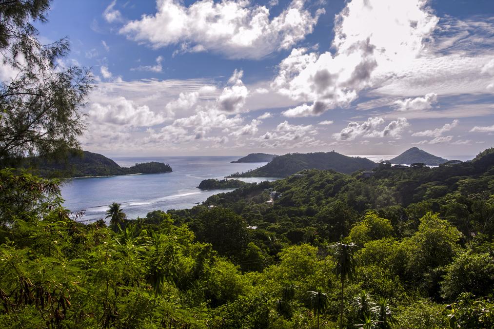 Port-Launay (Mahé) aux Seychelles