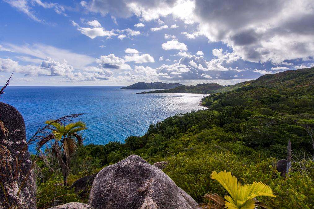 Randonnée de Anse Georgette aux Seychelles