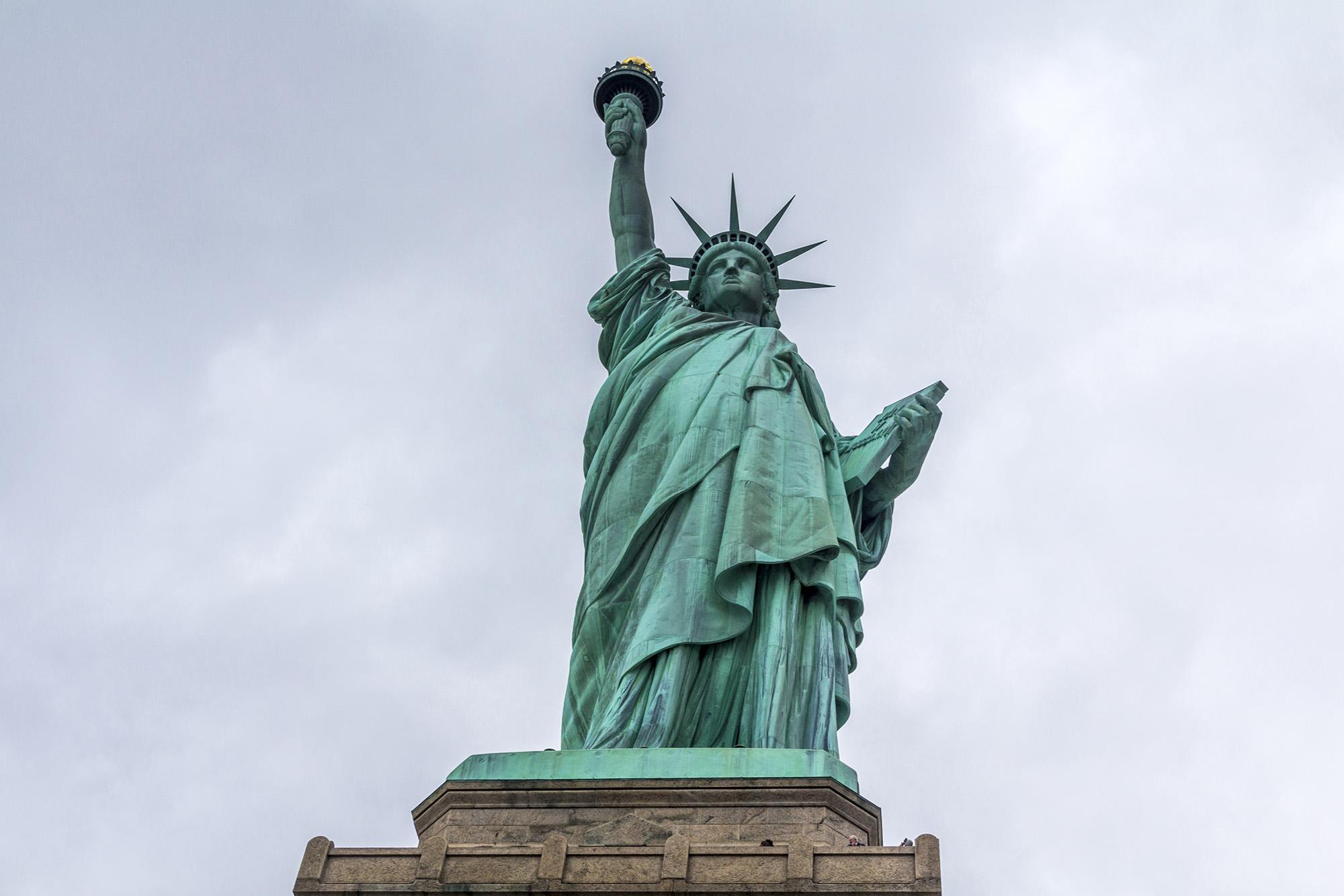 Statue of Liberty à New York