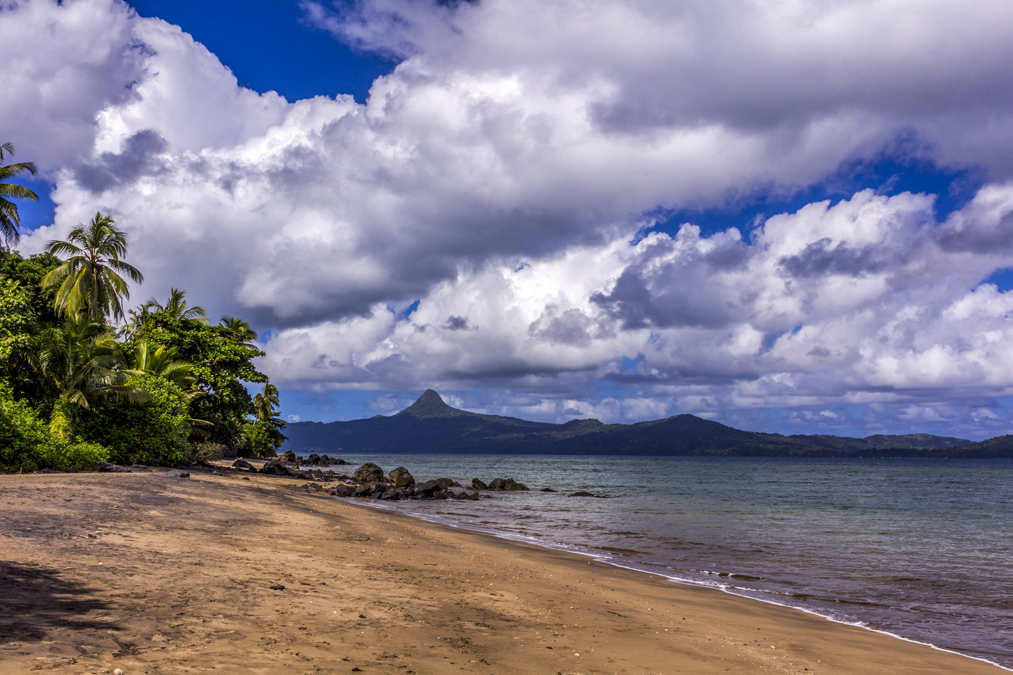 Tahiti plage à Mayotte