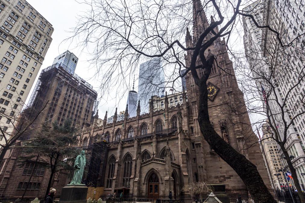 Trinity Church à New York