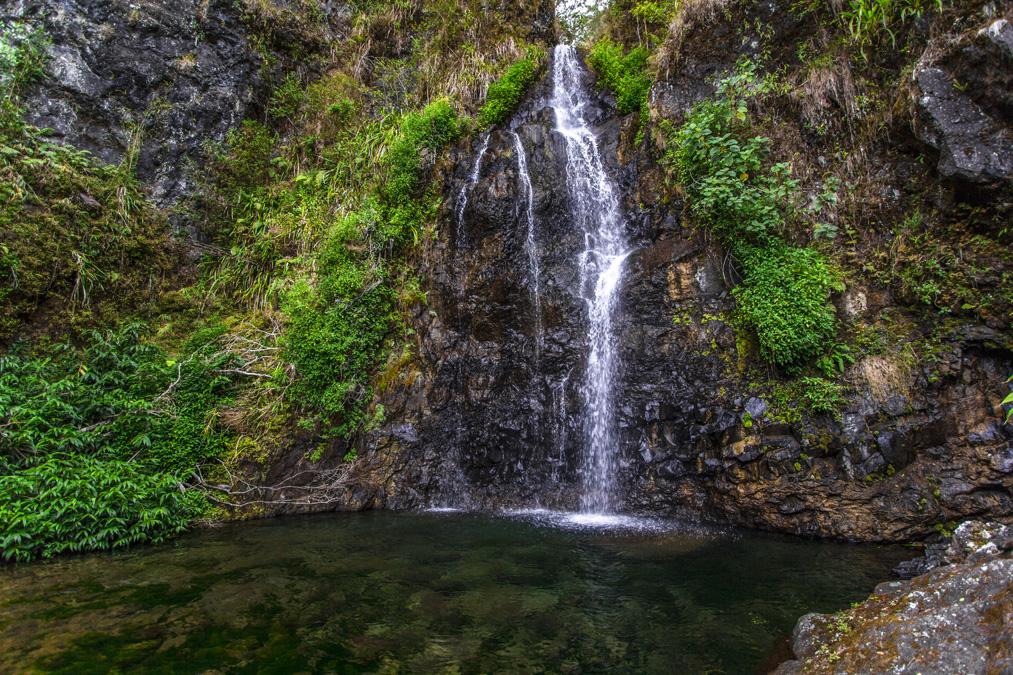 Les Trois Cascades de Hell-Bourg à la Réunion
