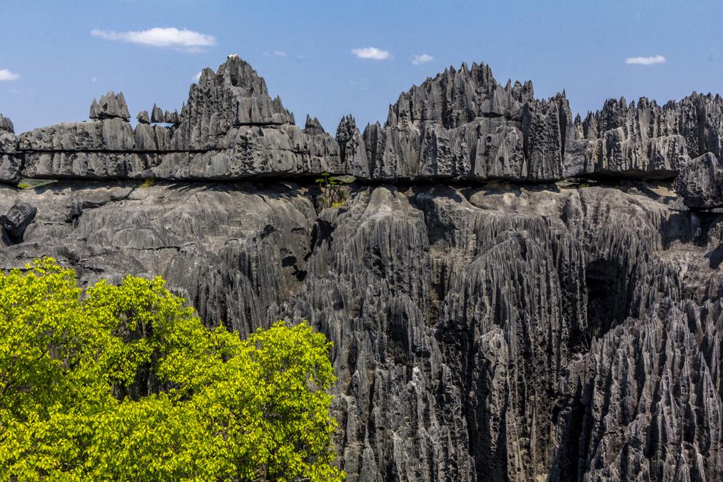 Circuit d'Andamozavaky (Grand Tsingy) à Madagascar