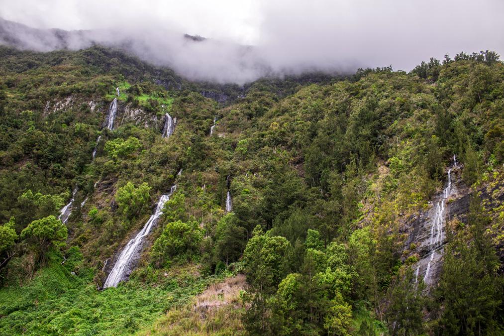Voile de la Mariée (Salazie) à la Réunion