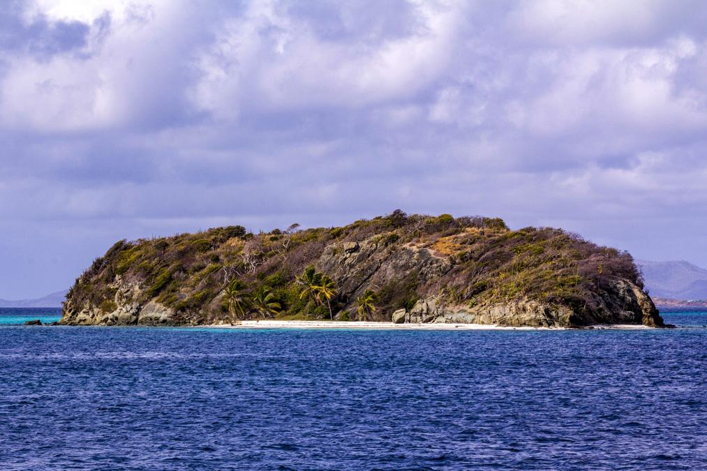 Jamesby des Tobago Cays aux Grenadines