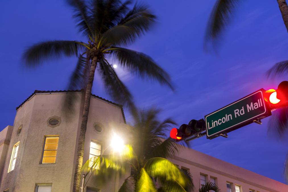 Lincoln Road à Miami en Floride