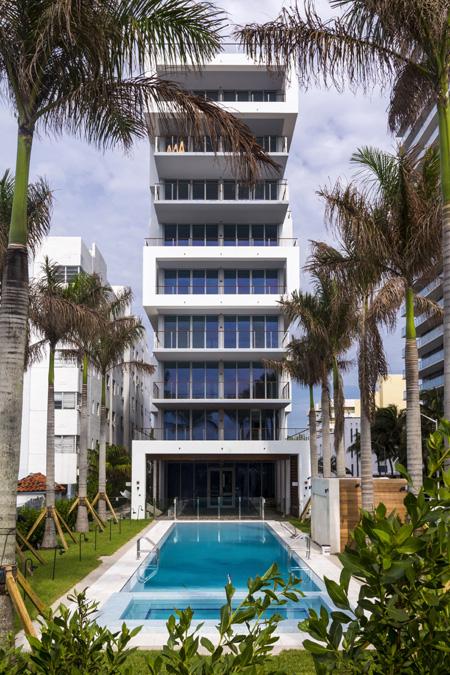 Miami Beach Hotel à Miami en Floride