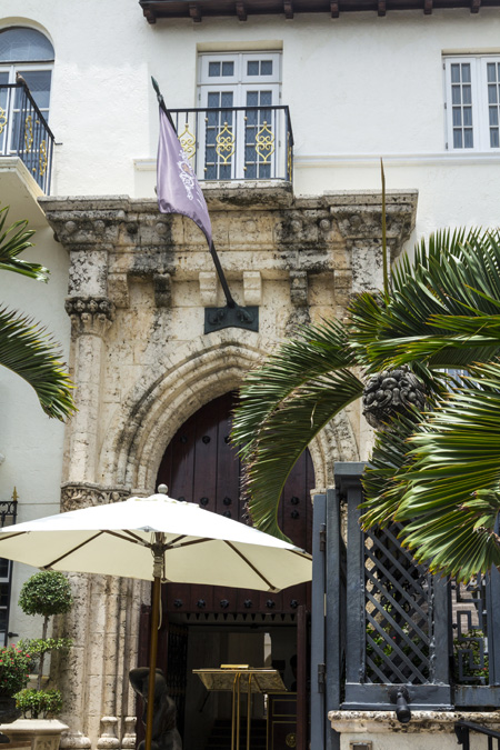Villa Casa Casuarina à Miami en Floride