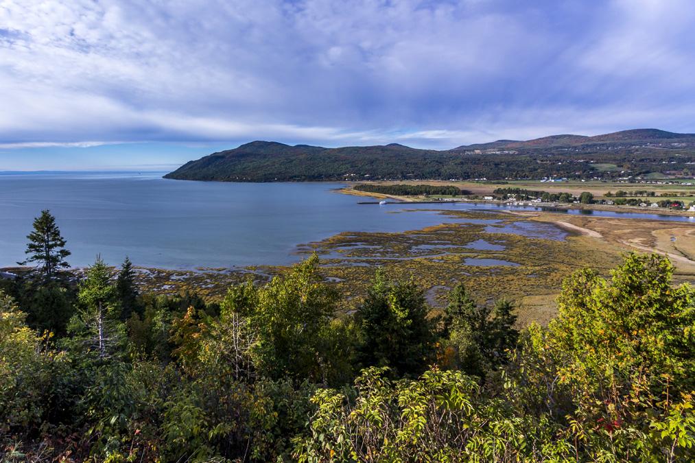 Baie-Saint-Paul au Canada