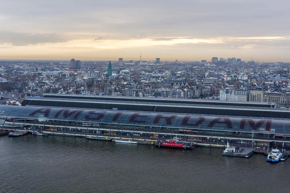 A'DAM Lookout à Amsterdam