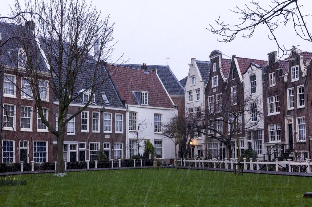Begijnhof à Amsterdam