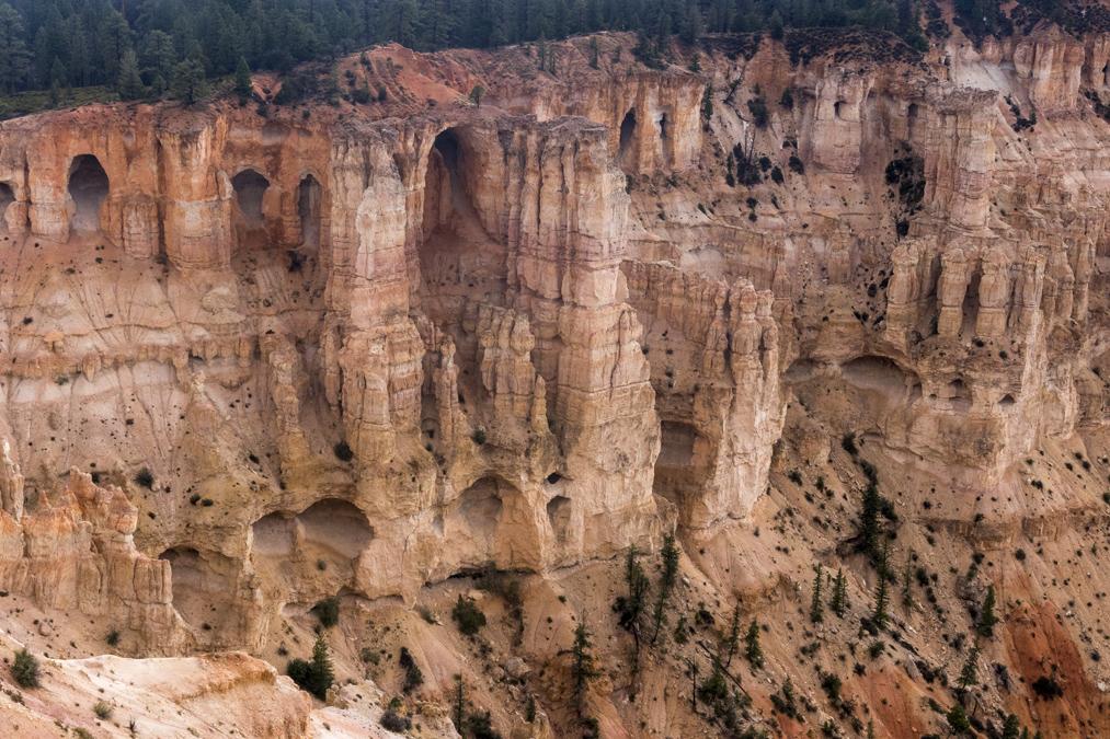 Bryce Point dans le Bryce Canyon National Park aux Etats-Unis