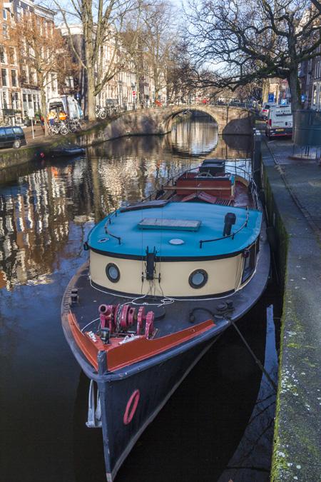 Reguliersgracht à Amsterdam