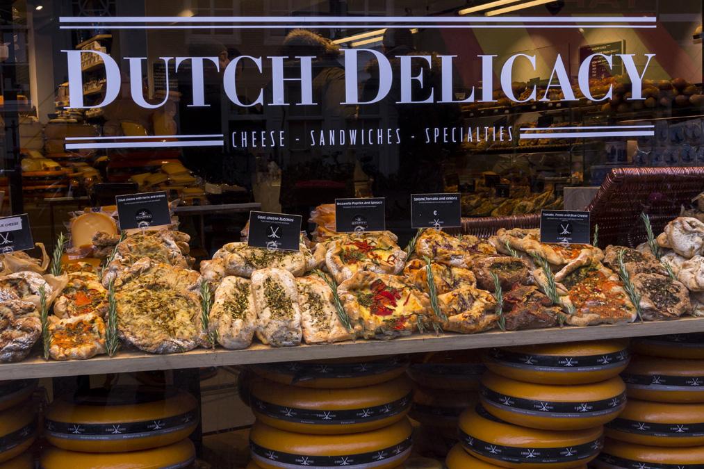 Dutch Delicacy à Amsterdam