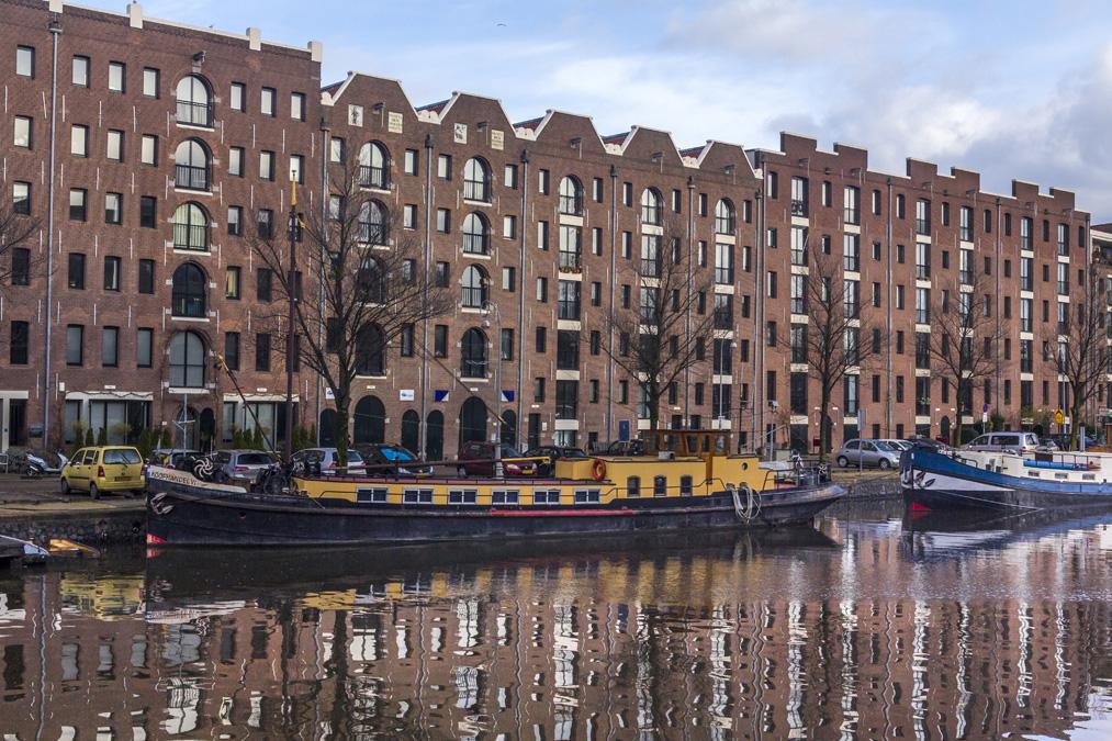 Entrepotdok à Amsterdam