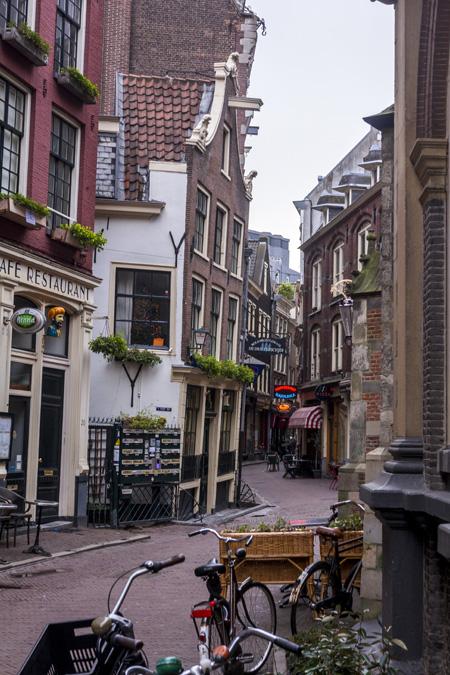 Gravenstraat à Amsterdam
