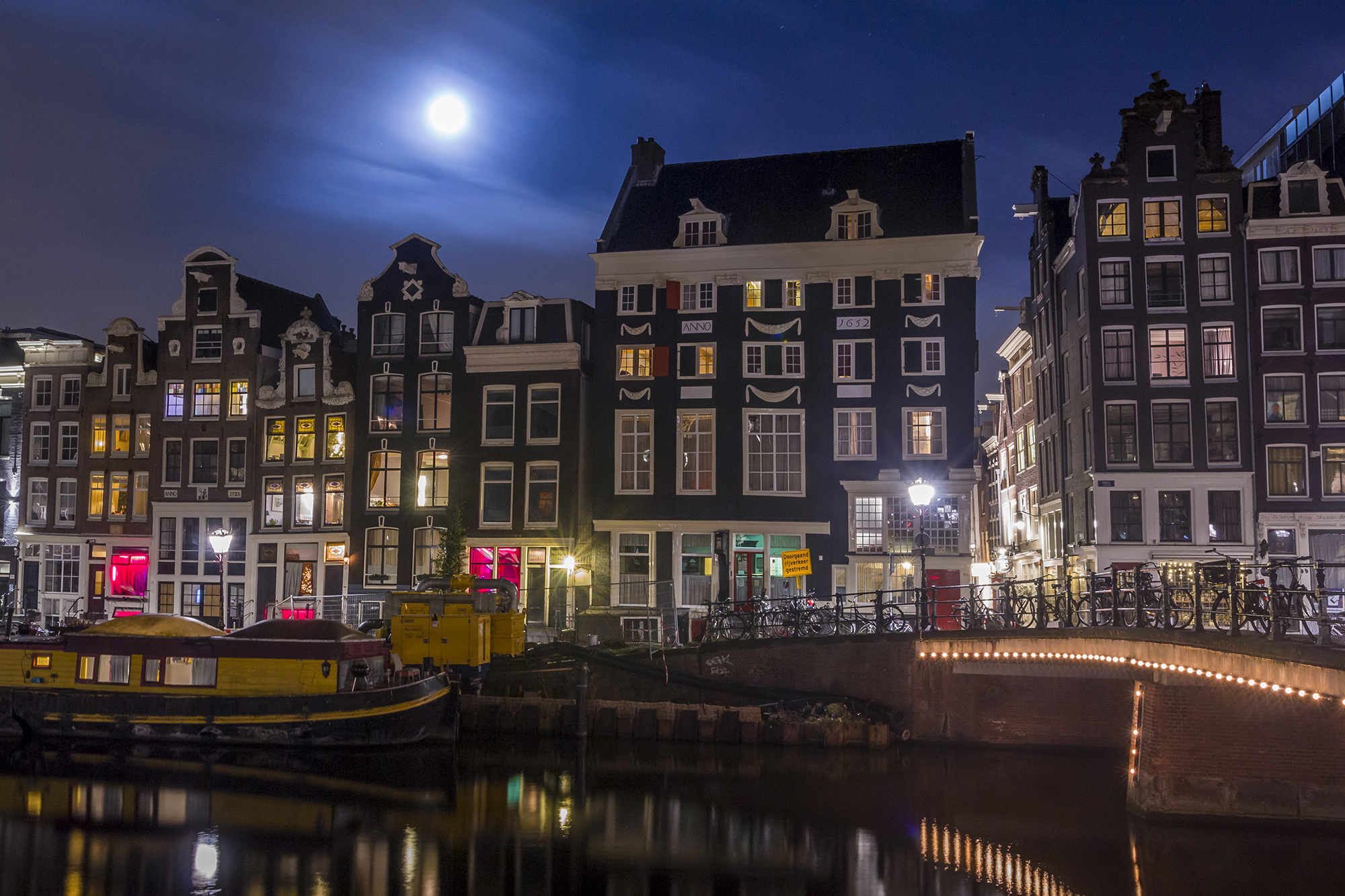Quartier de Jordaan à Amsterdam