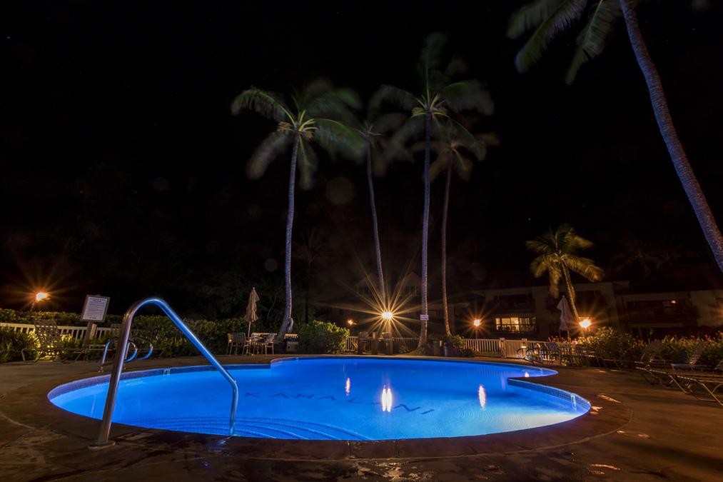 Kaha Lani Resort sur l'île Kauai de l'archipel d'Hawaï