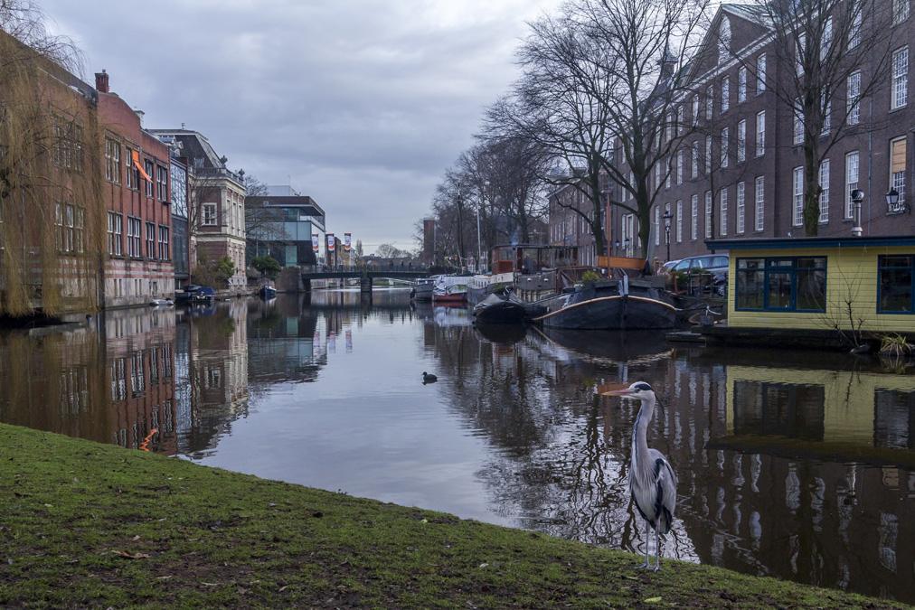 Nieuwe Keizersgracht (Canal nouveau Keizersgracht) à Amsterdam