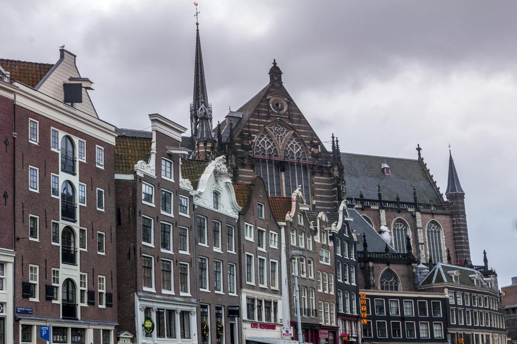 Nieuwe Kerk à Amsterdam