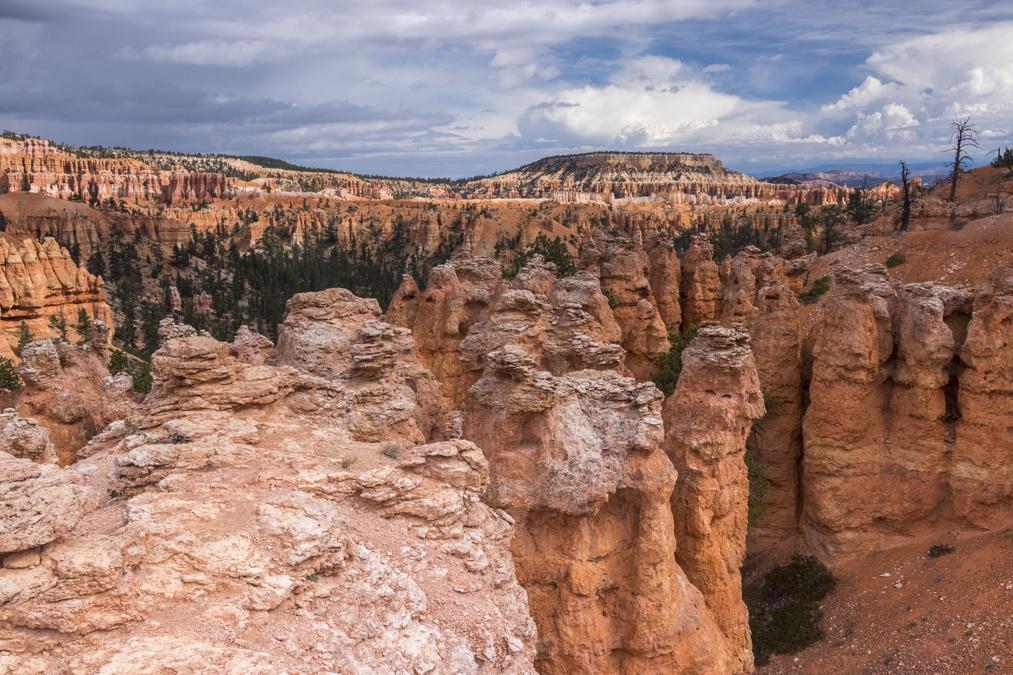 Peek-A-Boo Loop dans le Bryce Canyon National Park aux Etats-Unis