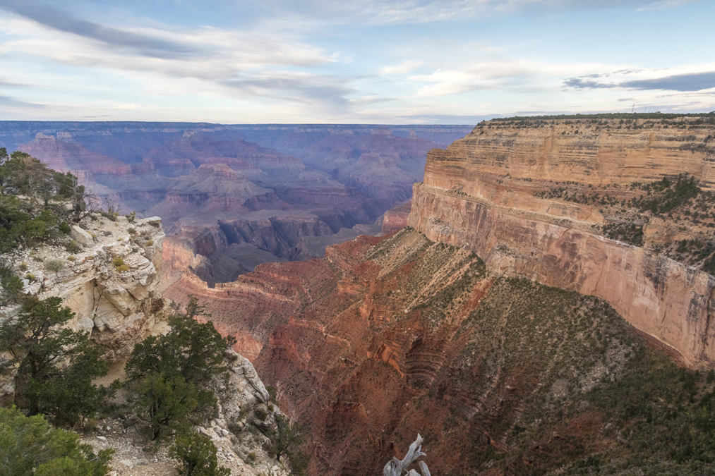 Powell Point du Grand Canyon National Park aux Etats-Unis