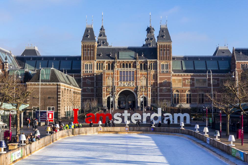 Rijksmuseum à Amsterdam