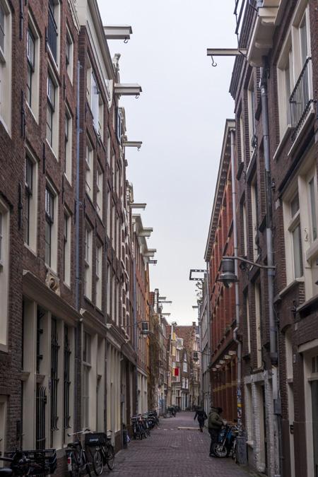 Sint Nicolaasstraat à Amsterdam