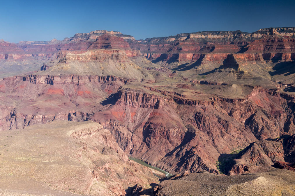 Skeleton Point du Grand Canyon National Park aux Etats-Unis