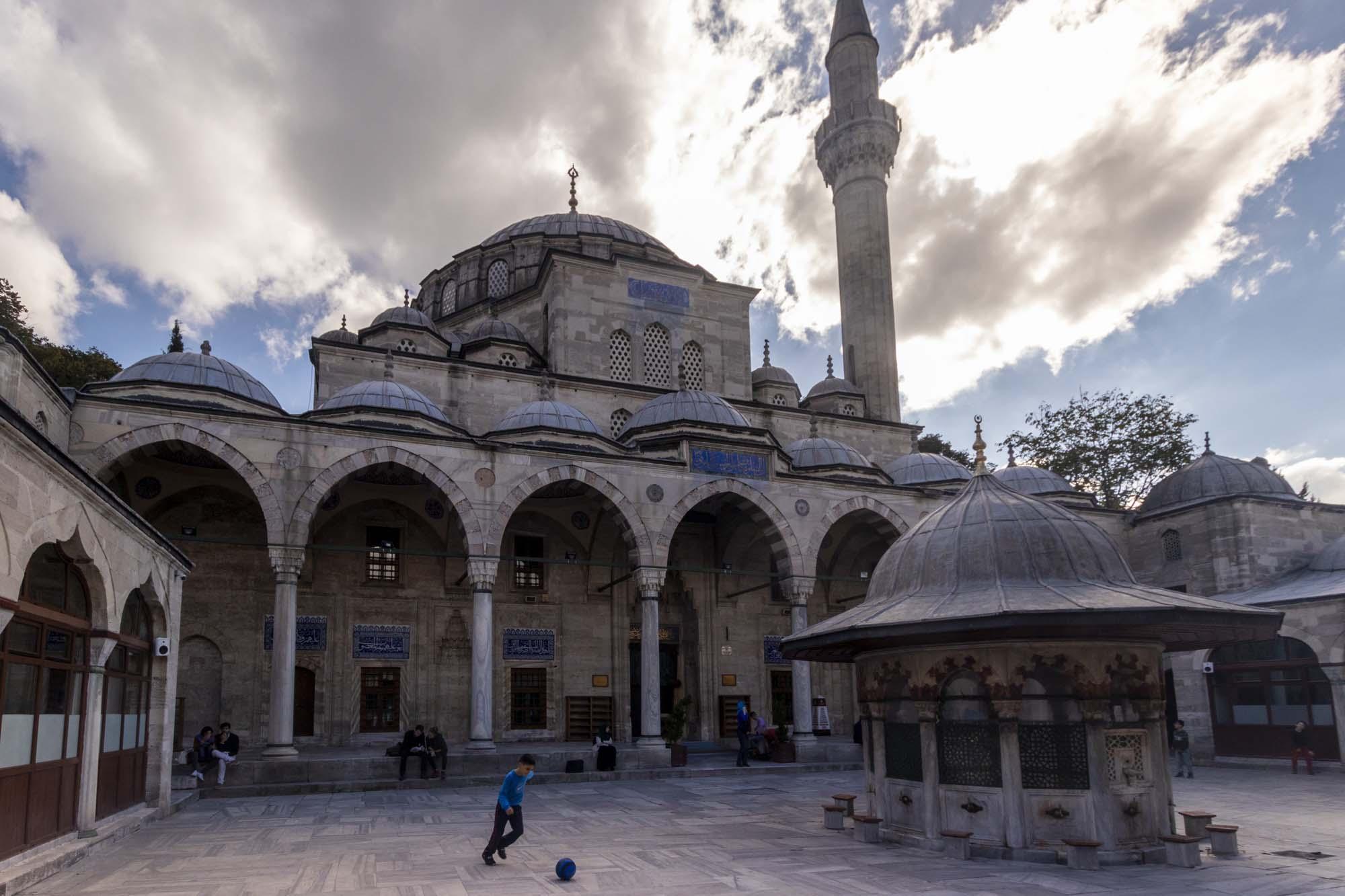 Sokollu Mehmet Paşa Camii dans la ville d'İstanbul en Turquie