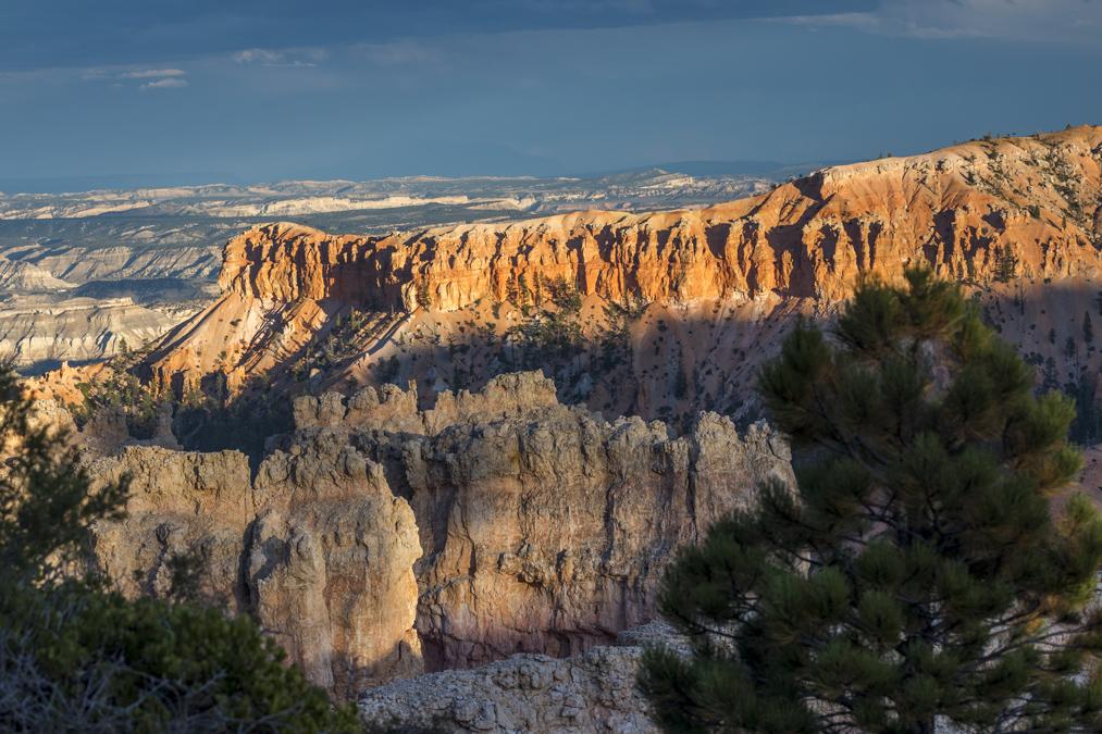 Sunset Point dans le Bryce Canyon National Park aux Etats-Unis