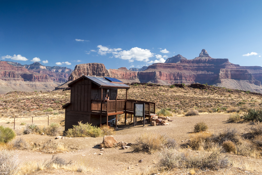 Tip Off Point du Grand Canyon National Park aux Etats-Unis
