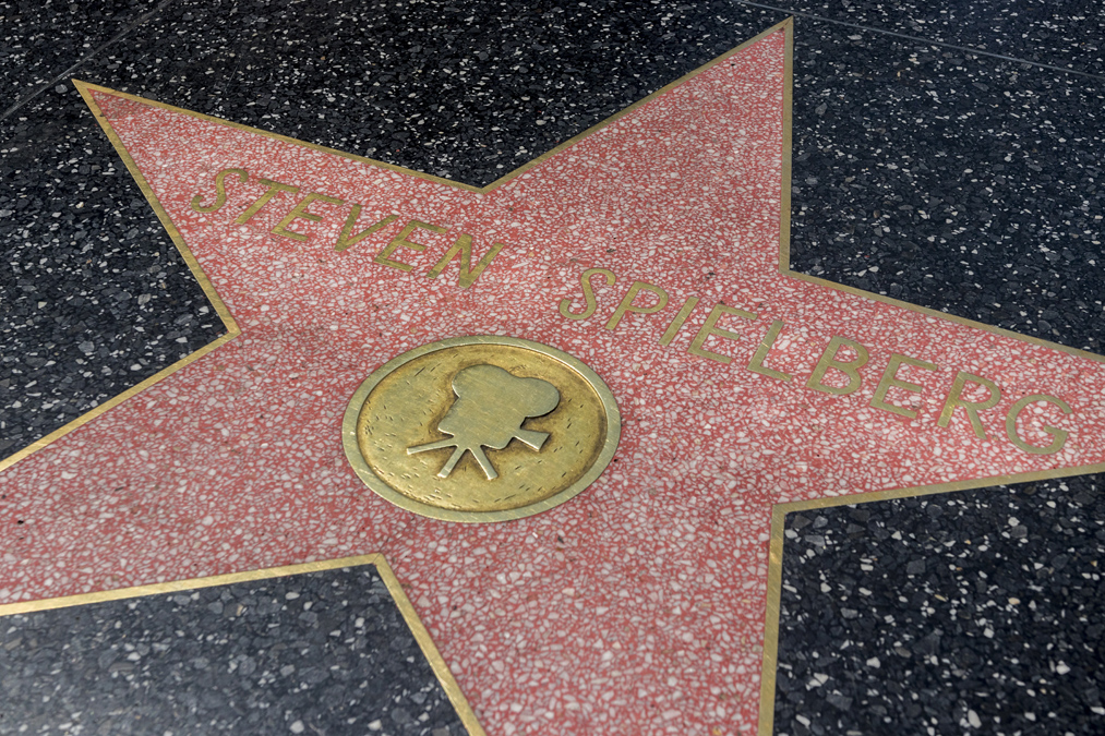 Walk of Fame à Los Angeles aux Etats-Unis